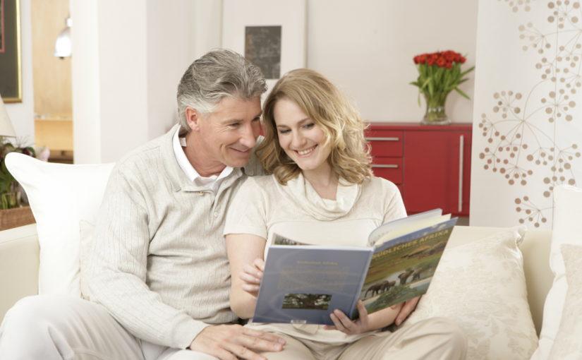 Un cadeau très spécial et pour l'éternité : le magazine de mariage